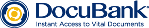 DocuBank Logo with Tag